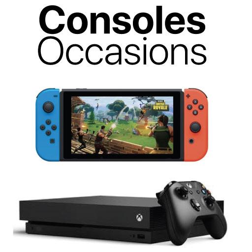 Consoles Occasions Maroc