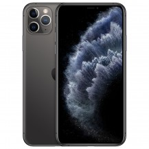 Apple iPhone 11 Pro Max 64 Go (Gris sidéral, Neuf, 1 An de Garantie)